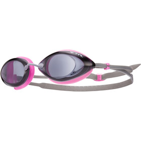 TYR Tracer Racing - Gafas de natación Mujer - gris/rosa